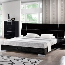 Hailey Panel Bed