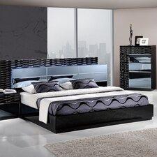 Manhattan Panel Bed