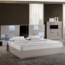 Bianca Panel Bed