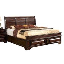 Sarina Sleigh Bed