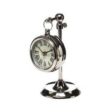 Pocket Watch Nickel Marchant Laminated Clock