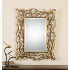 Sequoia Tree Branch Mirror