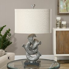 """Liana 28"""" H Table Lamp with Drum Shade"""