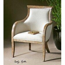 Quintus Linen Arm Chair