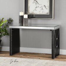 Lucero Mirror Console Table