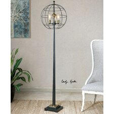 "Palla 74.25"" Floor Lamp"