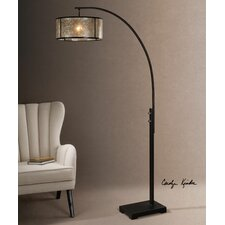 "Cairano 79.5"" Arched Floor Lamp"