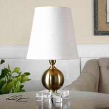 "Laton Mini 16"" H Table Lamp with Empire Shade"