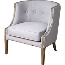 Gamila Accent Barrel Chair