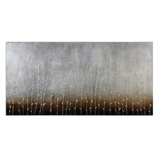 Sterling Branches by Eve Original Painting on Canvas