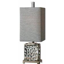 "Bashan 32"" H Table Lamp with Rectangular Shade"