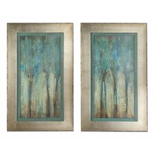Whispering Wind by Carolyn Kinder 2 Piece Framed Photographic Print Set (Set of 2)