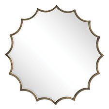 San Mariano Starburst Wall Mirror