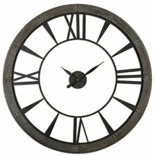"Ronan Oversized 60"" Wall Clock"