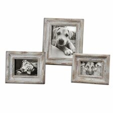 3 Piece Niho Photo Frame Set