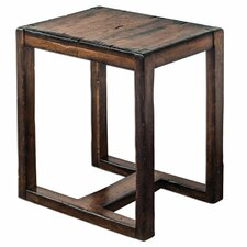 Deni Wooden End Table