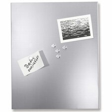 Office Accessories Percetto Wall Mounted Magnetic Whiteboard