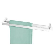 Linea Wall Mounting Double Towel Bar