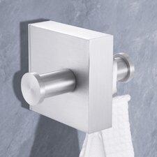 Wall Mounted Double Towel Hook