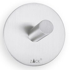 Wall Mounted Duplo 2 Piece Round Towel Hook