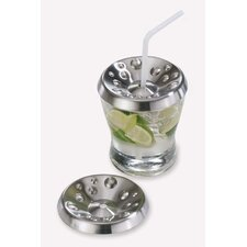 Cappa Drinking Glass Cover (Set of 2)