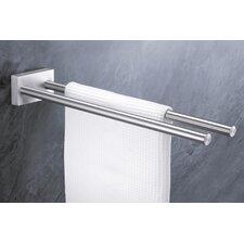 """Bathroom Accessories 18.5"""" Wall Mounted Towel Bar"""