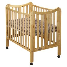 Tian Convertible Crib with Mattress