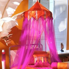 Tangerine Bed Canopy