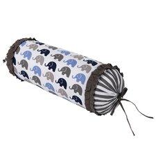 Elephants Neck Roll Cotton Bolster Pillow