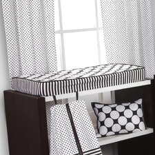Stripes/Large Dots Changing Pad Cover