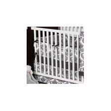 Damask Fitted Crib Sheet