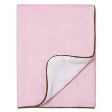 Metro 2 Layer Velour Plush Blanket