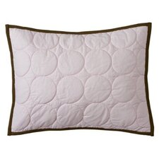 Metro Quilted Cotton Boudoir/Breakfast Pillow