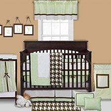 Metro 4 Piece Crib Bedding Set