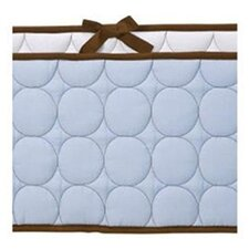 Quilted Circles Bumper