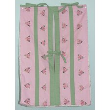 Summer Garden Diaper Stacker