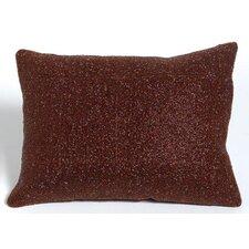 Beaded Decorative Lumbar Pillow