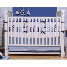 Little Sailor 10 Piece Crib Bedding Set