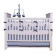 Little Sailor 9 Piece Crib Bedding Set