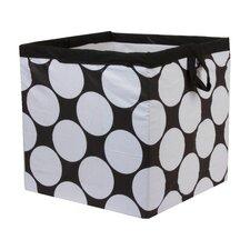Dots/Pin Stripes Storage Box