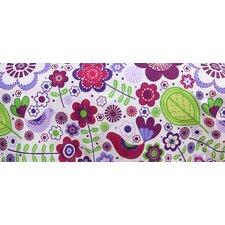 Botanical Floral Crib Skirt