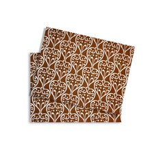 Damask Fitted Crib Sheets (Set of 2)