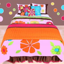 Valley of Flowers Quilt