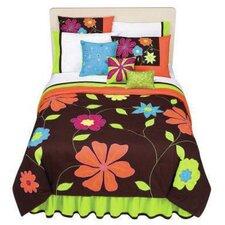 Valley of Flowers Comforter Set