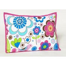 Botanical Sanctuary Decorative Cotton Throw Pillow