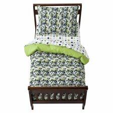 Camo Air 4 Piece Toddler Bedding Set