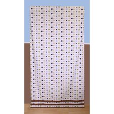 Camo Air Cotton Single Curtain Panel