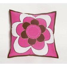 Damask Decorative Cotton Throw Pillow