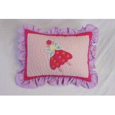 Fairyland Cotton Boudoir/Breakfast Pillow
