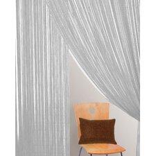 Bedding Rod Pocket String Single Curtain Panel